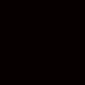 フロッキープリントカラー ブラック